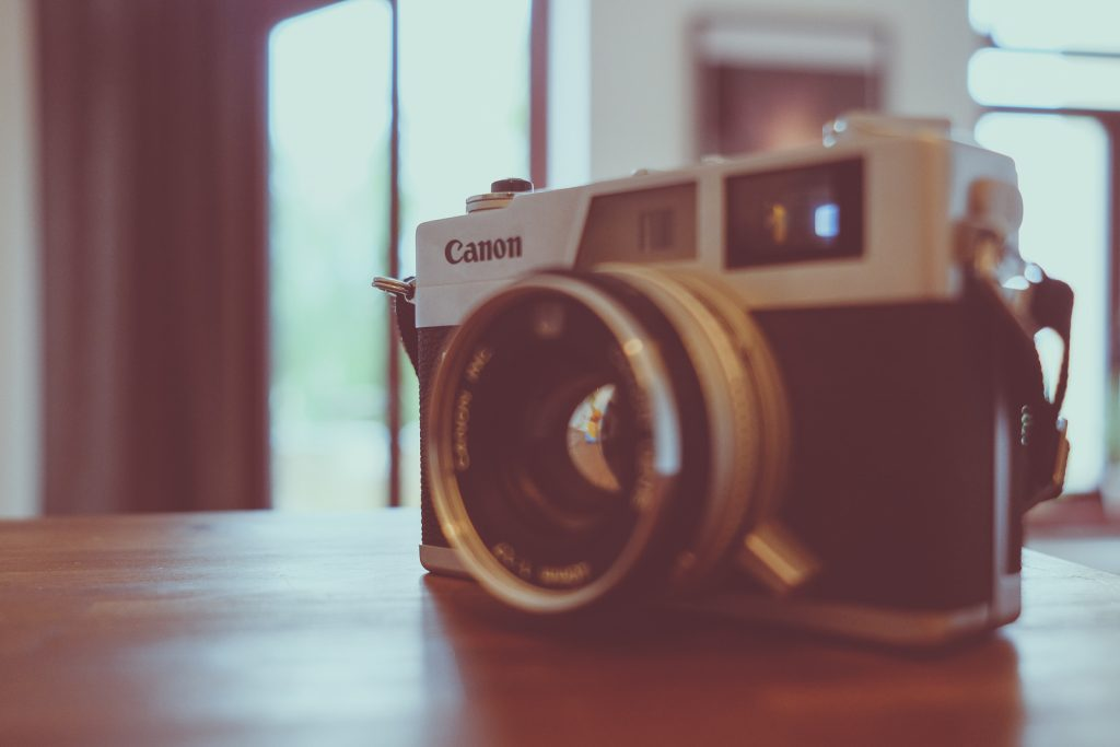 Canon Canonet QL17 III Messsucher