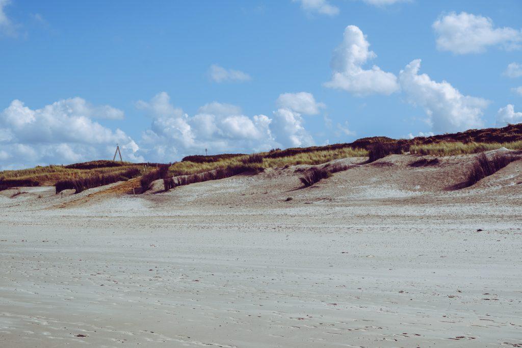 Nordsee 2018 / Tag 4 / Wangerooge Nordstrand
