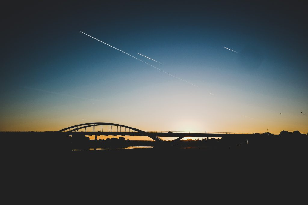 Dresden / Waldschlösschenbrücke