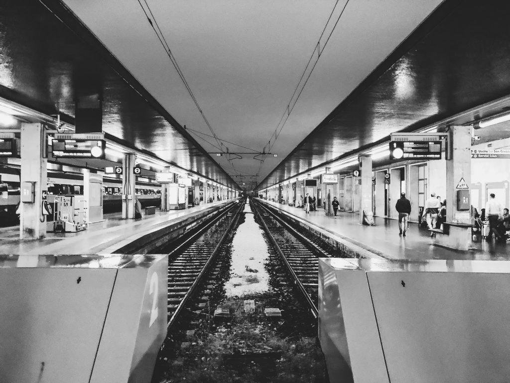 Venedig / Santa Lucia Station